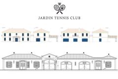 Proyecto El Jardín del Tenis