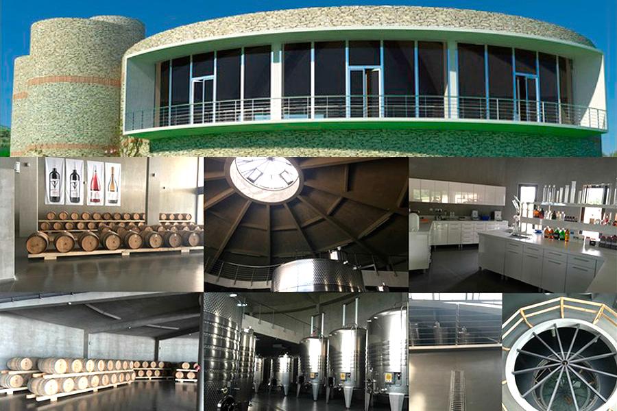 Bodega con Restaurante y Tienda de Vinos