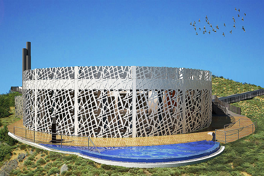 Proyecto Chiringito Doncella Beach