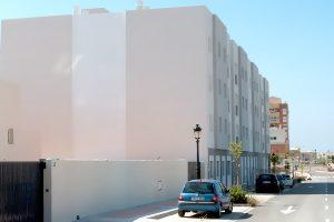 Edificio de 26 Viviendas VPO en Estepona