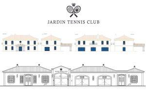 Proyecto, El Jardín del Tenis