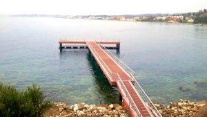 Proyecto Pantalan Roquero de Alfaro - Doncella Beach, Estepona